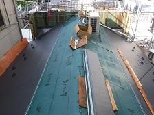7屋根葺き